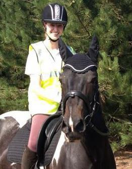 Horse physio success story